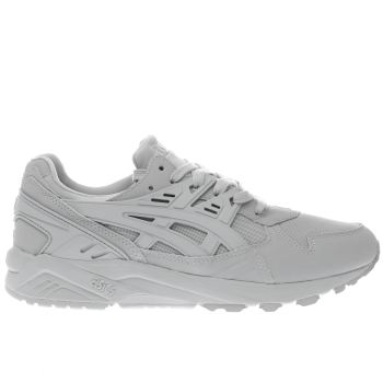Asics Grey Gel-Kayano Mens Trainers