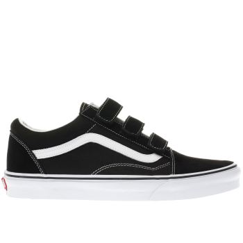 Vans Black Old Skool V Mens Trainers
