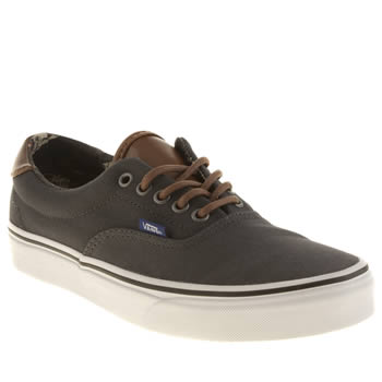 Vans Dark Grey Era 59 Trainers