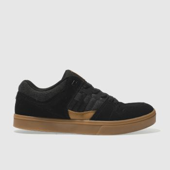 Dc Shoes Black Course 2 Se Mens Trainers