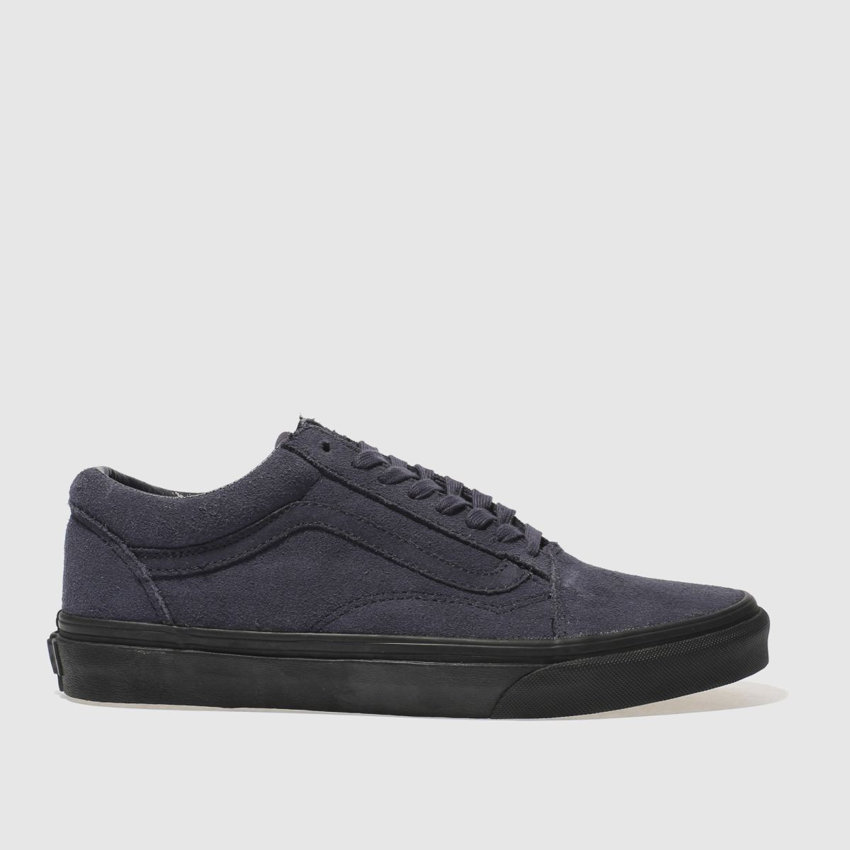vans navy old skool trainers