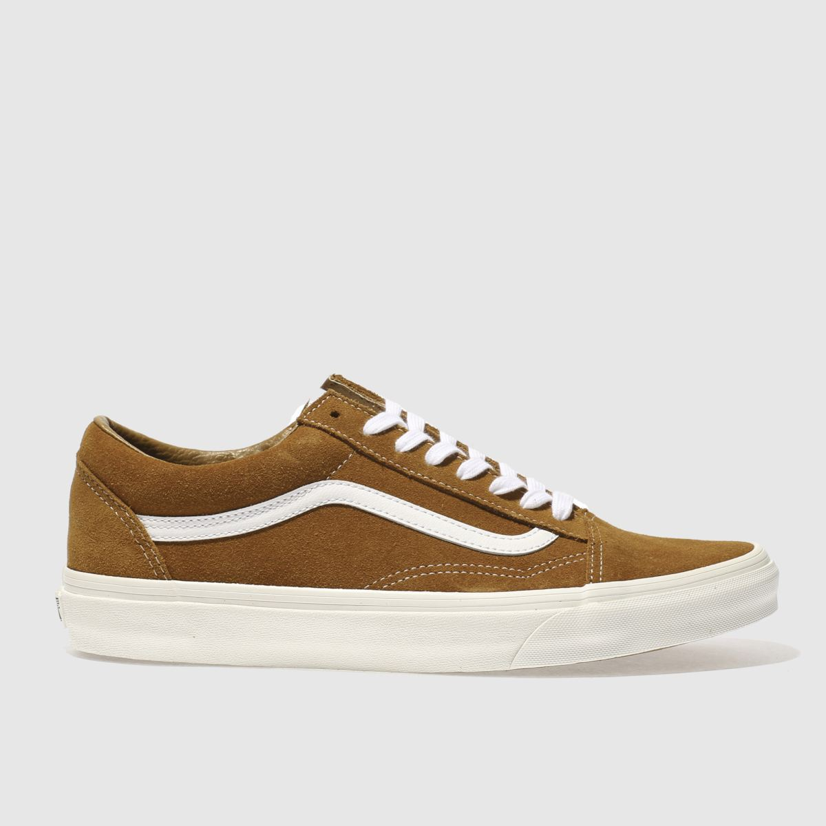 vans tan old skool trainers