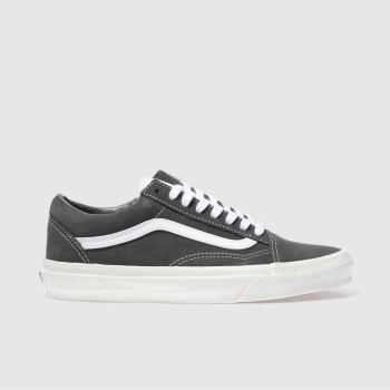 Vans Dark Grey OLD SKOOL Trainers