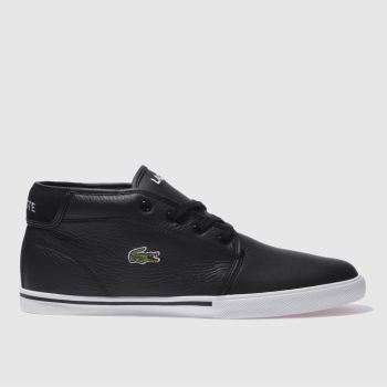 Lacoste Black Ampthill Lcr3 Mens Trainers