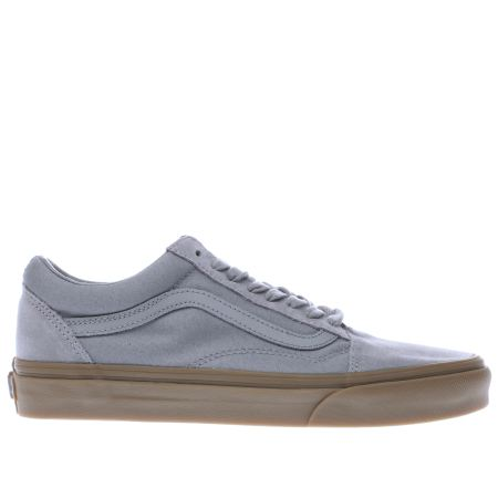 vans old skool light gum 1
