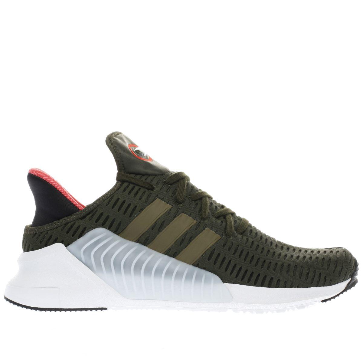 adidas khaki climacool 02/17 trainers