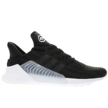 Adidas Black Climacool 02/17 Mens Trainers