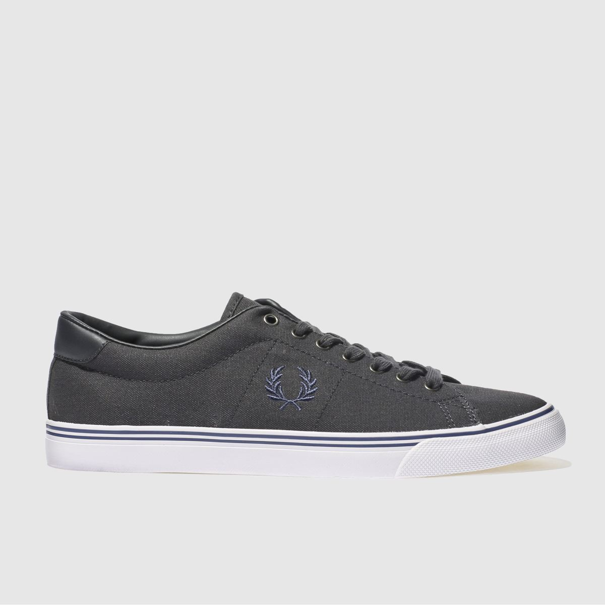 Fred Perry Grey Underspin Trainers