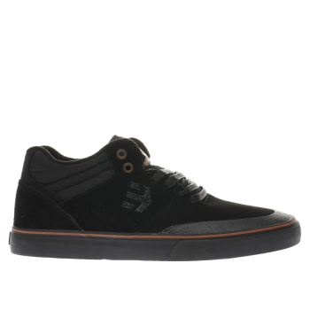 Etnies Black Marana Vulc Mens Trainers