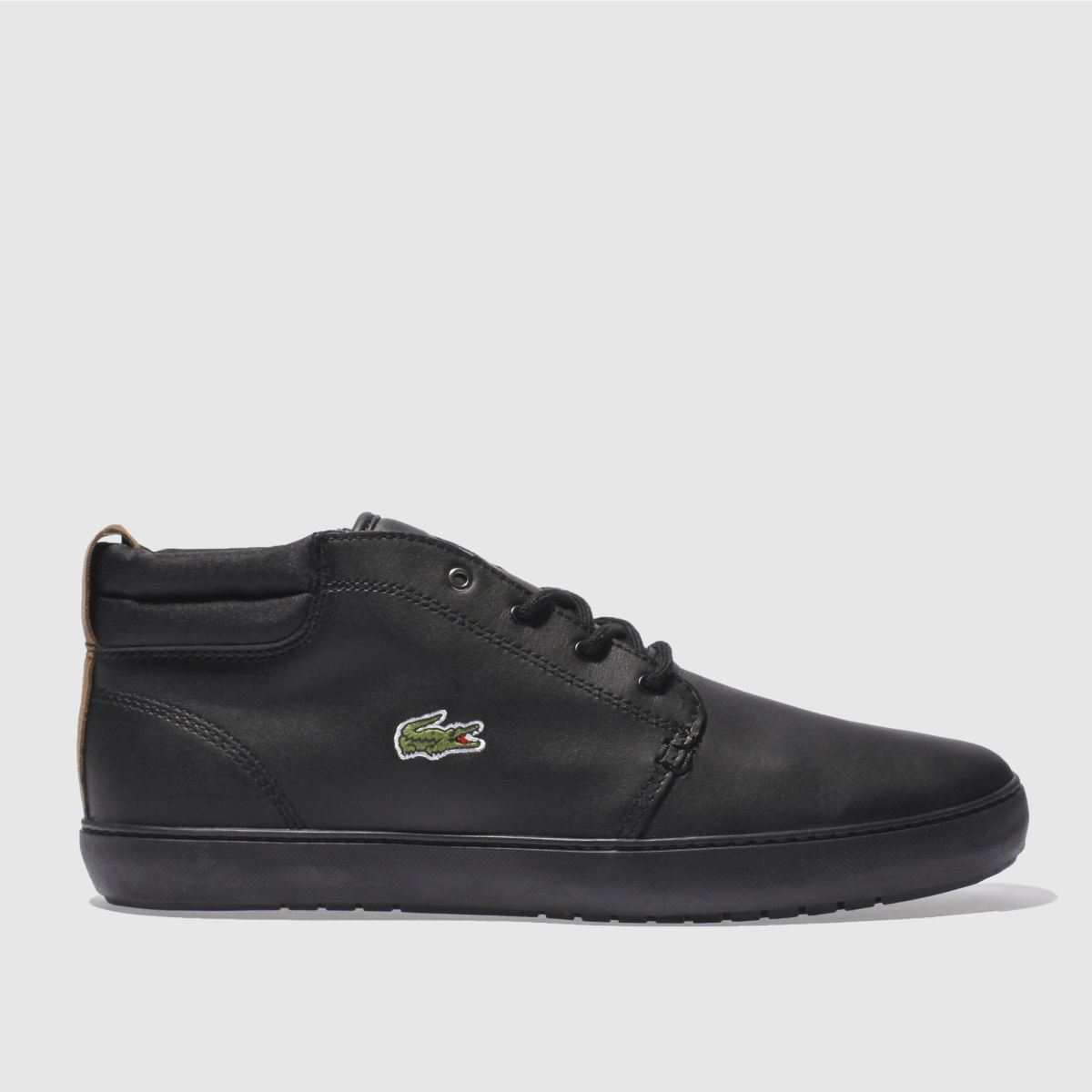Lacoste Black Ampthill Terra 317 Trainers