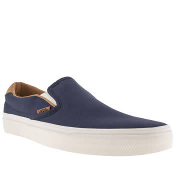 Mens Vans Blue Slip-on 59 Trainers
