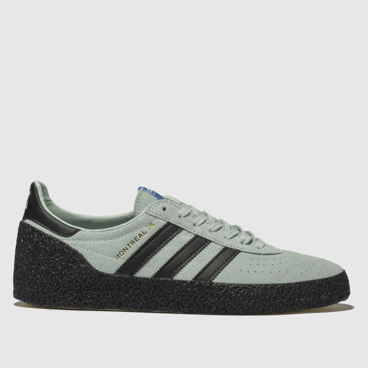 Adidas Light Green Montreal 76 Trainers