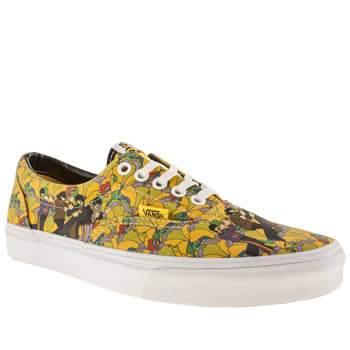 Mens Vans Multi Era The Beatles Trainers