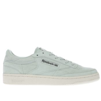 Reebok Green Club C 85 Mens Trainers
