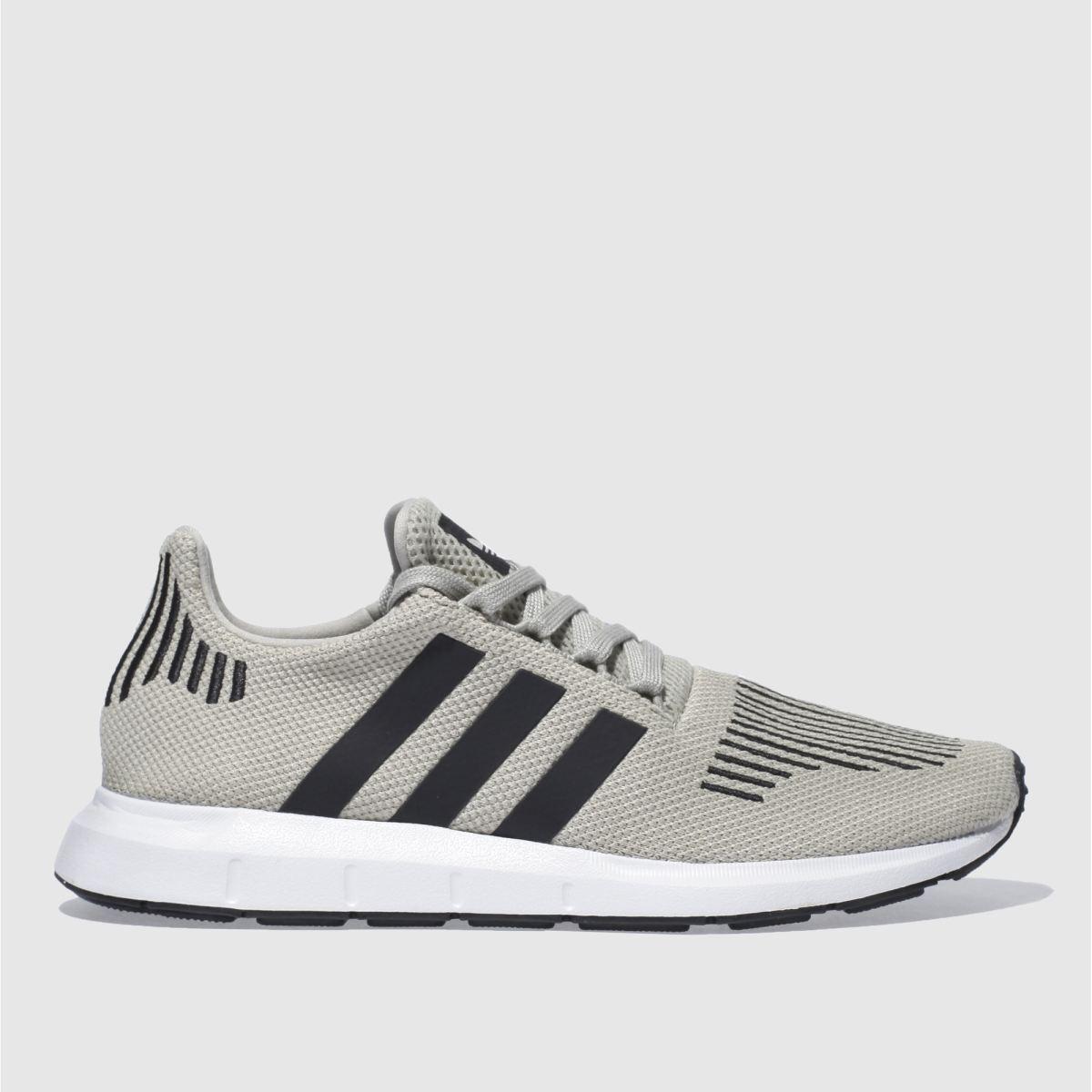 adidas stone swift run trainers