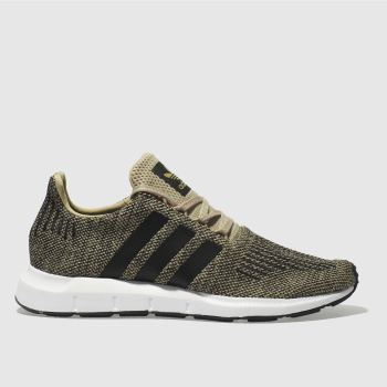 Adidas Gold Swift Run Mens Trainers