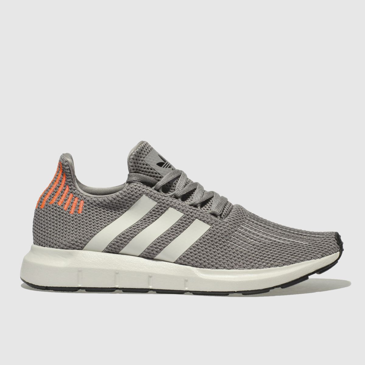 Adidas Grey Swift Run Trainers
