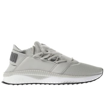 Puma Grey Tsugi Shinsei Mens Trainers