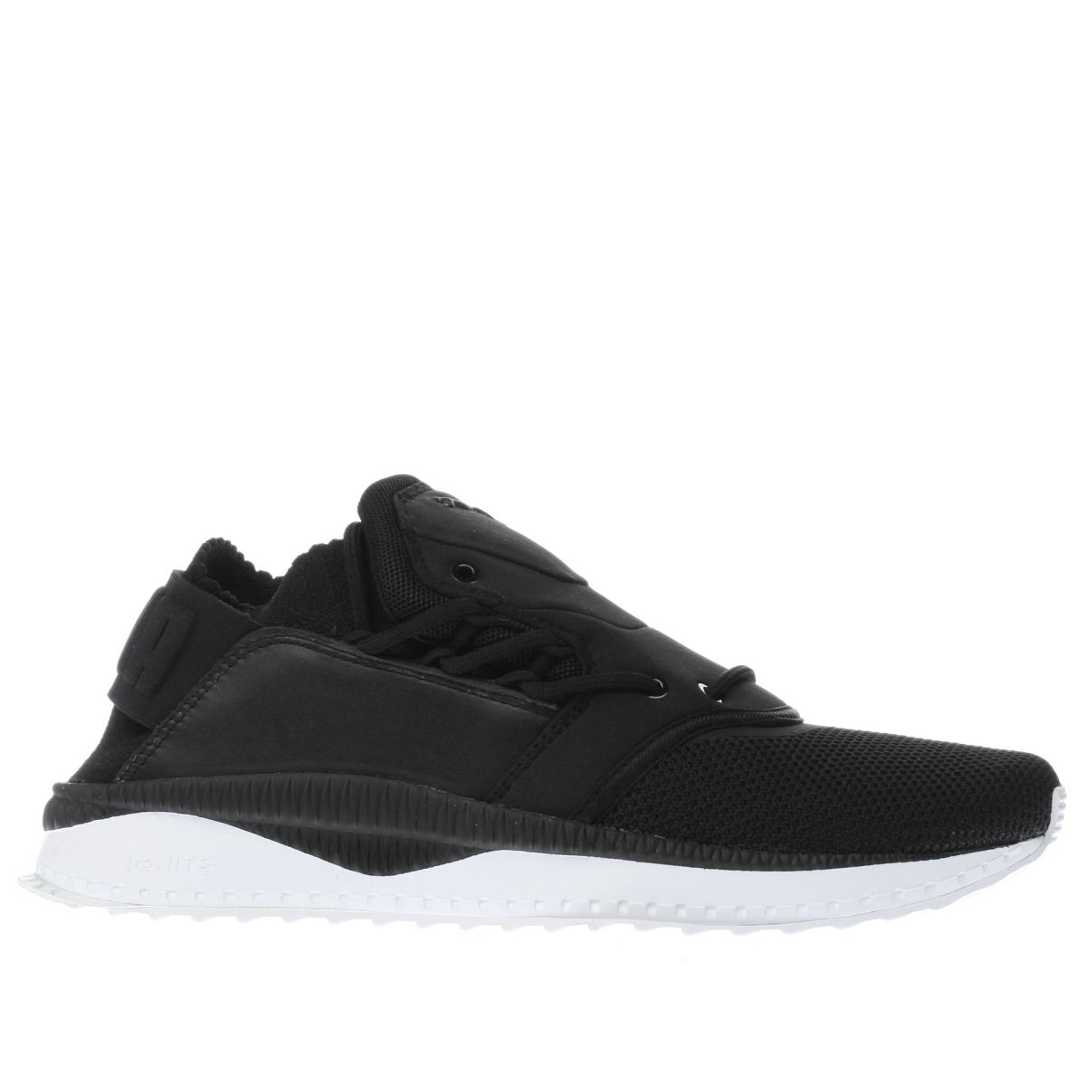 puma black tsugi shinsei trainers