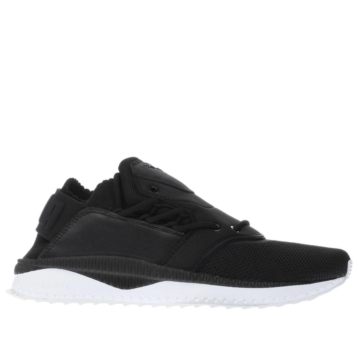 puma black tsugi shinsei trainers