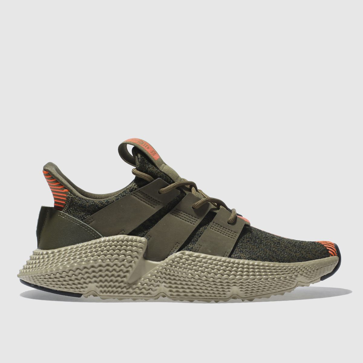 Adidas Dark Green Prophere Trainers