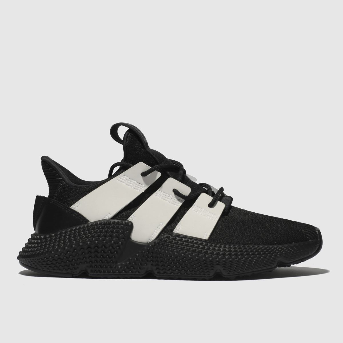 Adidas Black & White Prophere Trainers