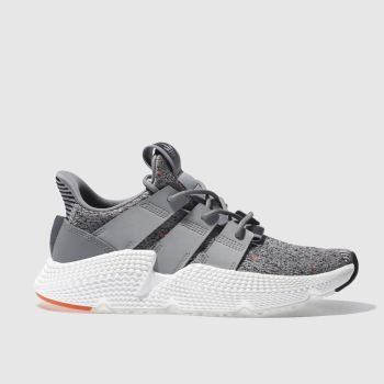Adidas Grey Prophere Mens Trainers