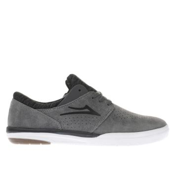 Lakai Grey Fremont Mens Trainers