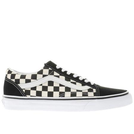 vans old skool checkerboard 1