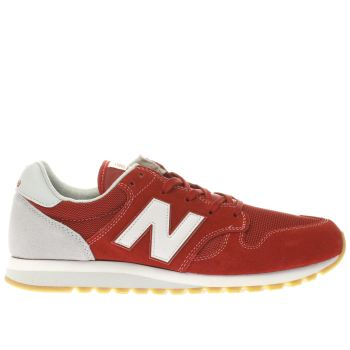 New Balance Red 520 Mens Trainers