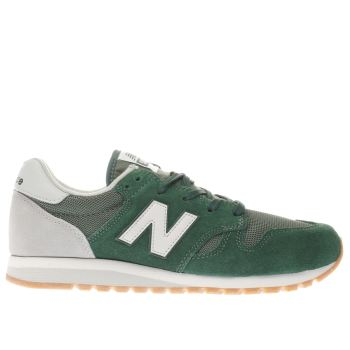 New Balance Green 520 Mens Trainers