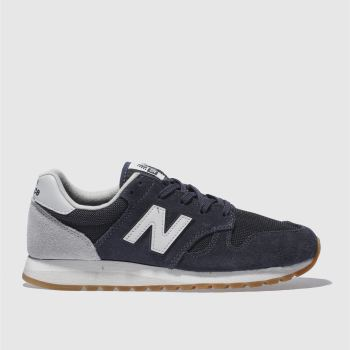 New Balance Navy 520 Mens Trainers