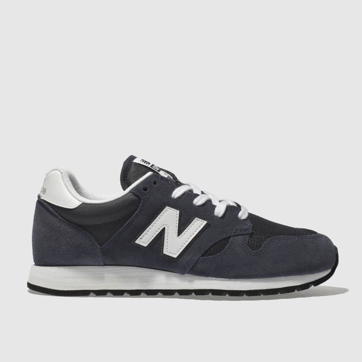 New Balance Navy & White 520 Trainers