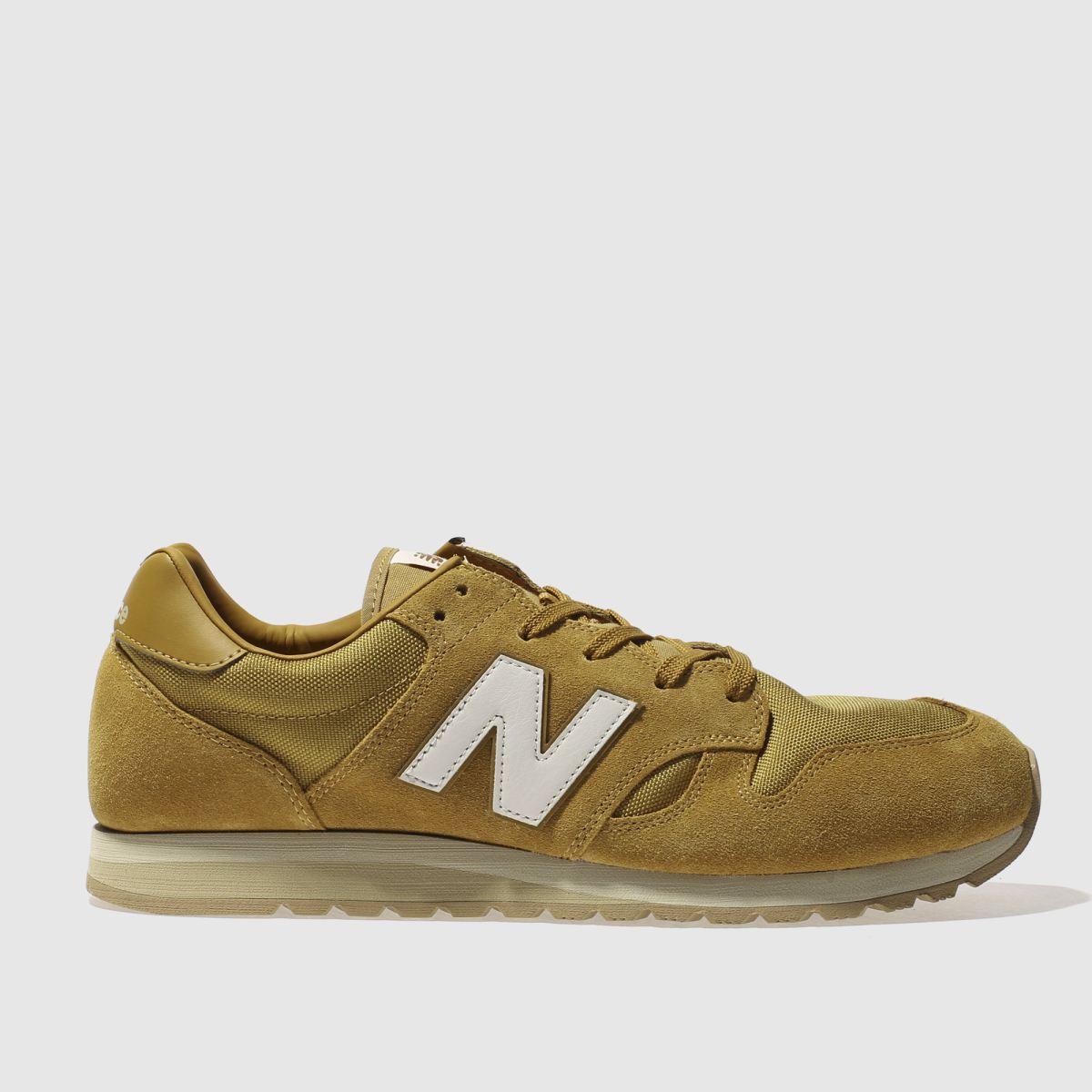new balance mustard 520 trainers