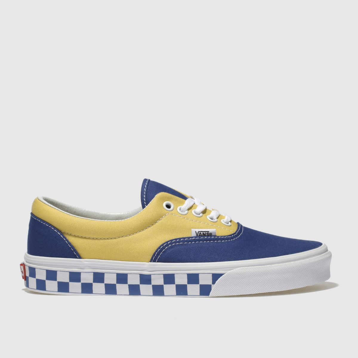 Vans Blue & Yellow Era Trainers