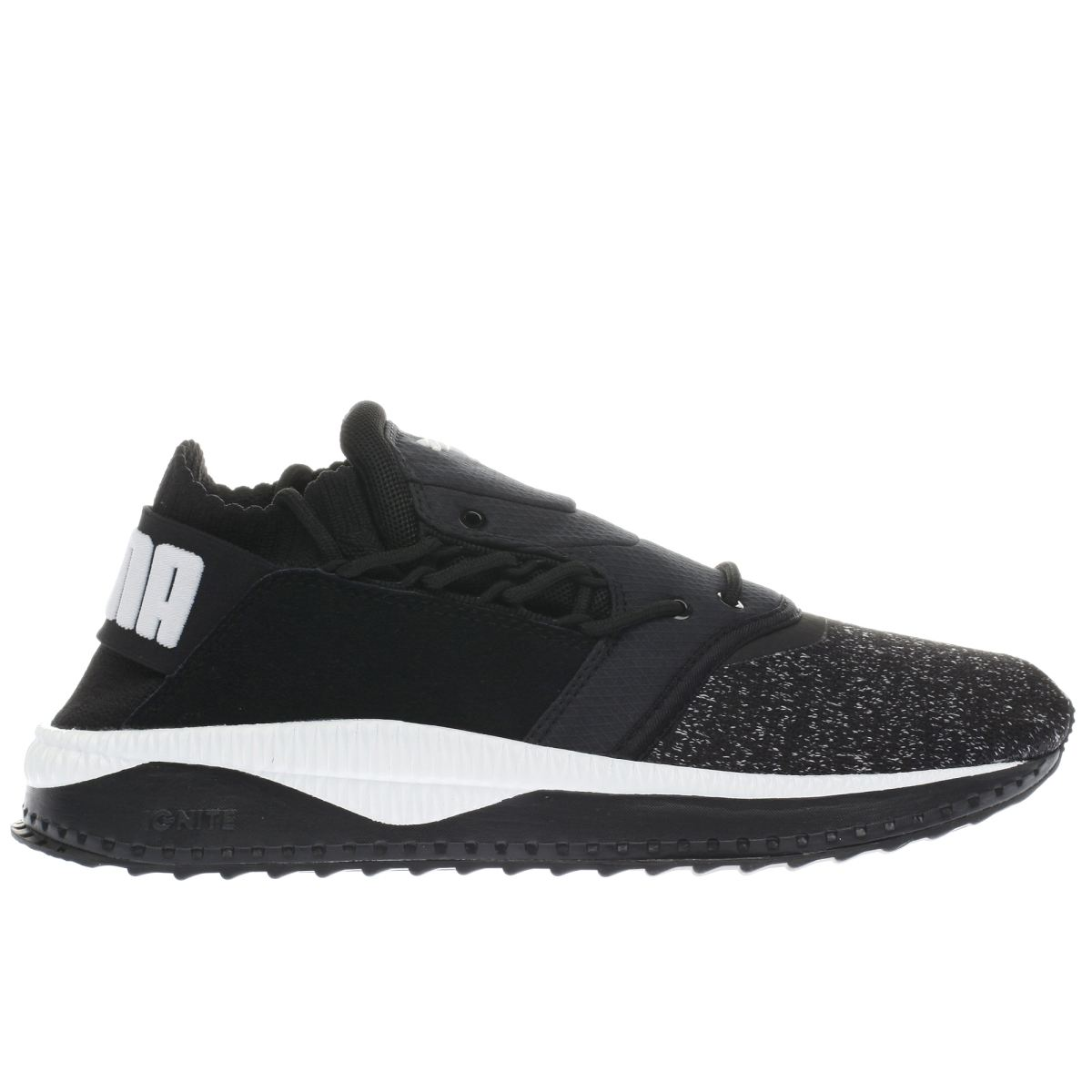 puma black tsugi shinsei nocturnal trainers