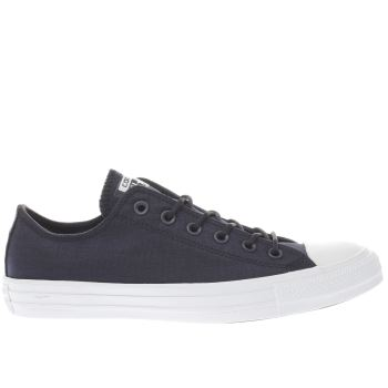 Converse Navy All Star Ox Mens Trainers