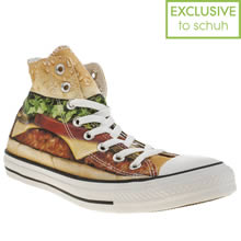 Multi Converse Chuck Taylor All Star Burger