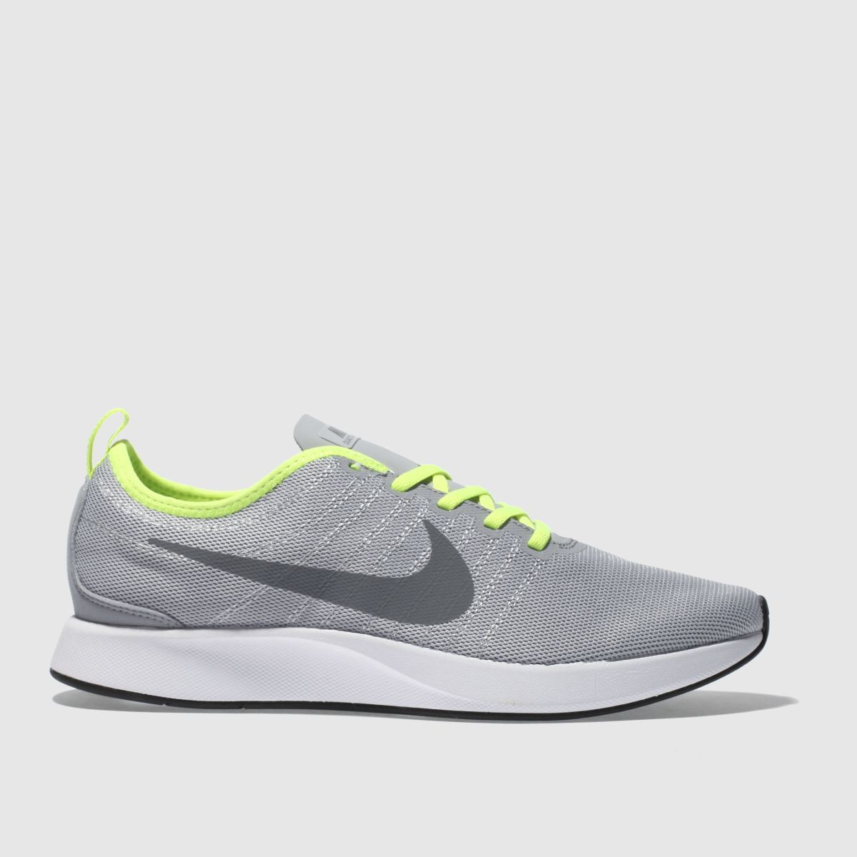 Nike Light Grey Dualtone Racer Trainers