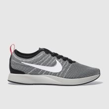 Nike Black & White Dualtone Racer Mens Trainers