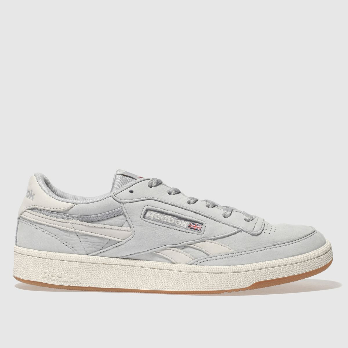 Reebok Pale Blue Revenge Plus Trainers