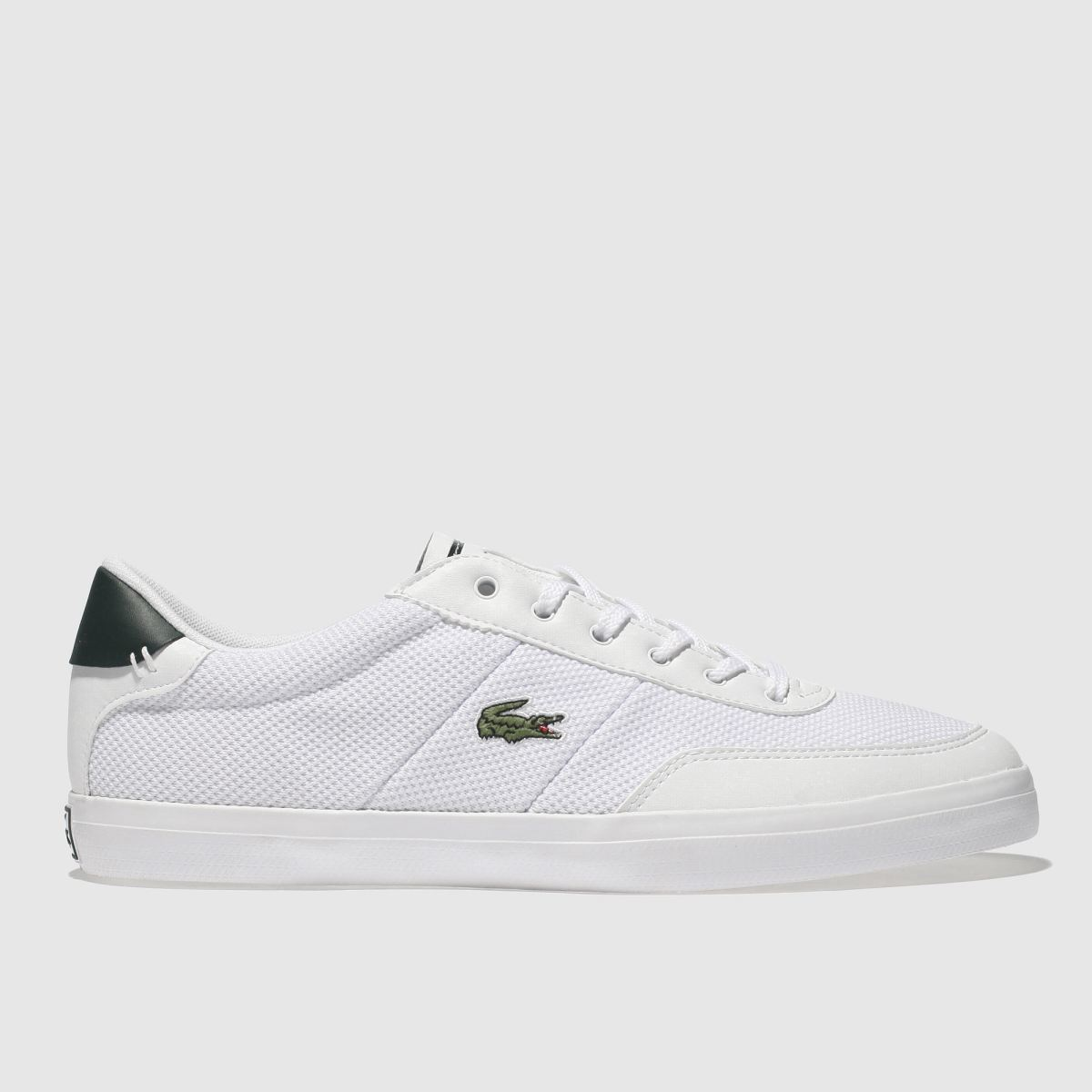 Lacoste White Court Master Trainers
