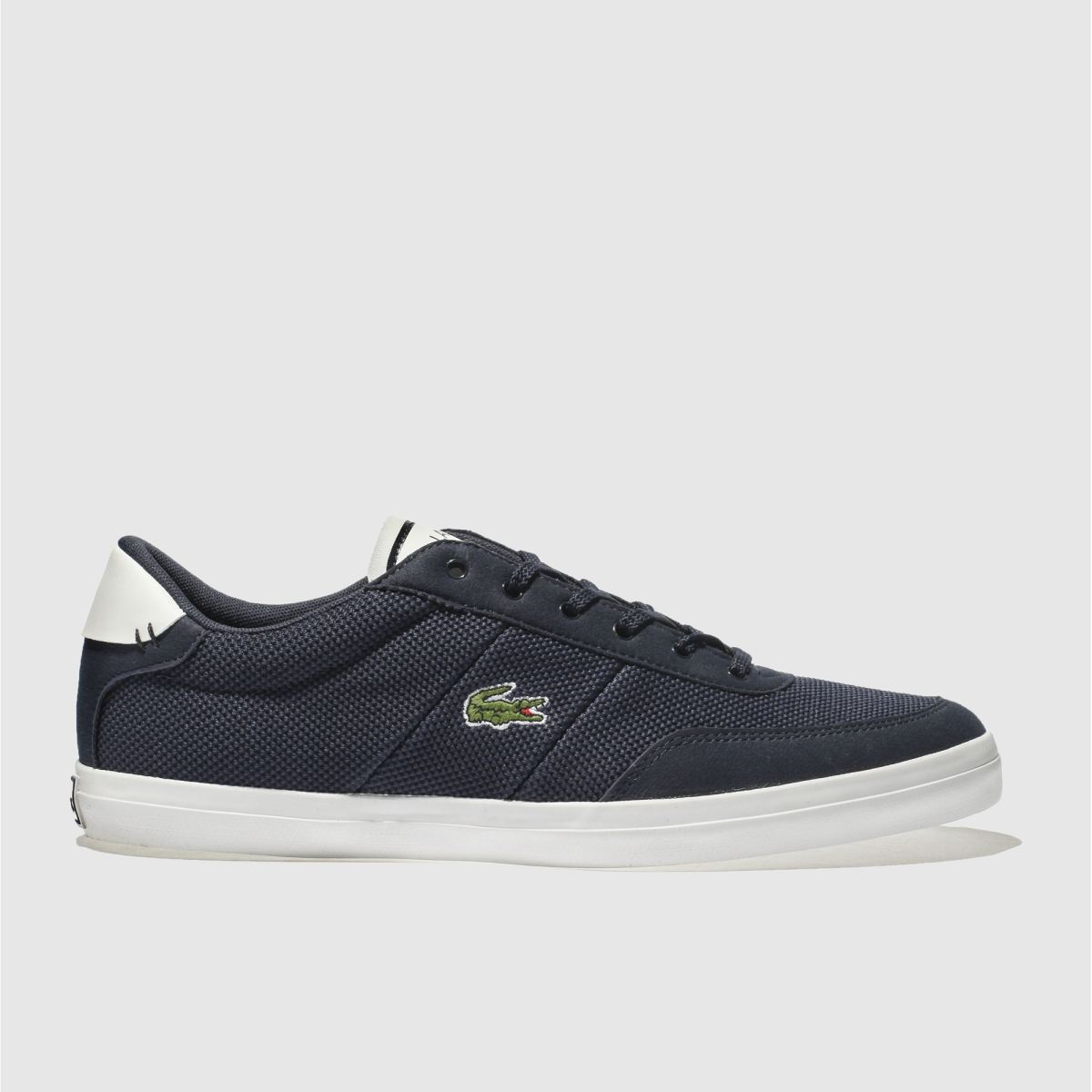 Lacoste Navy Court-master Trainers