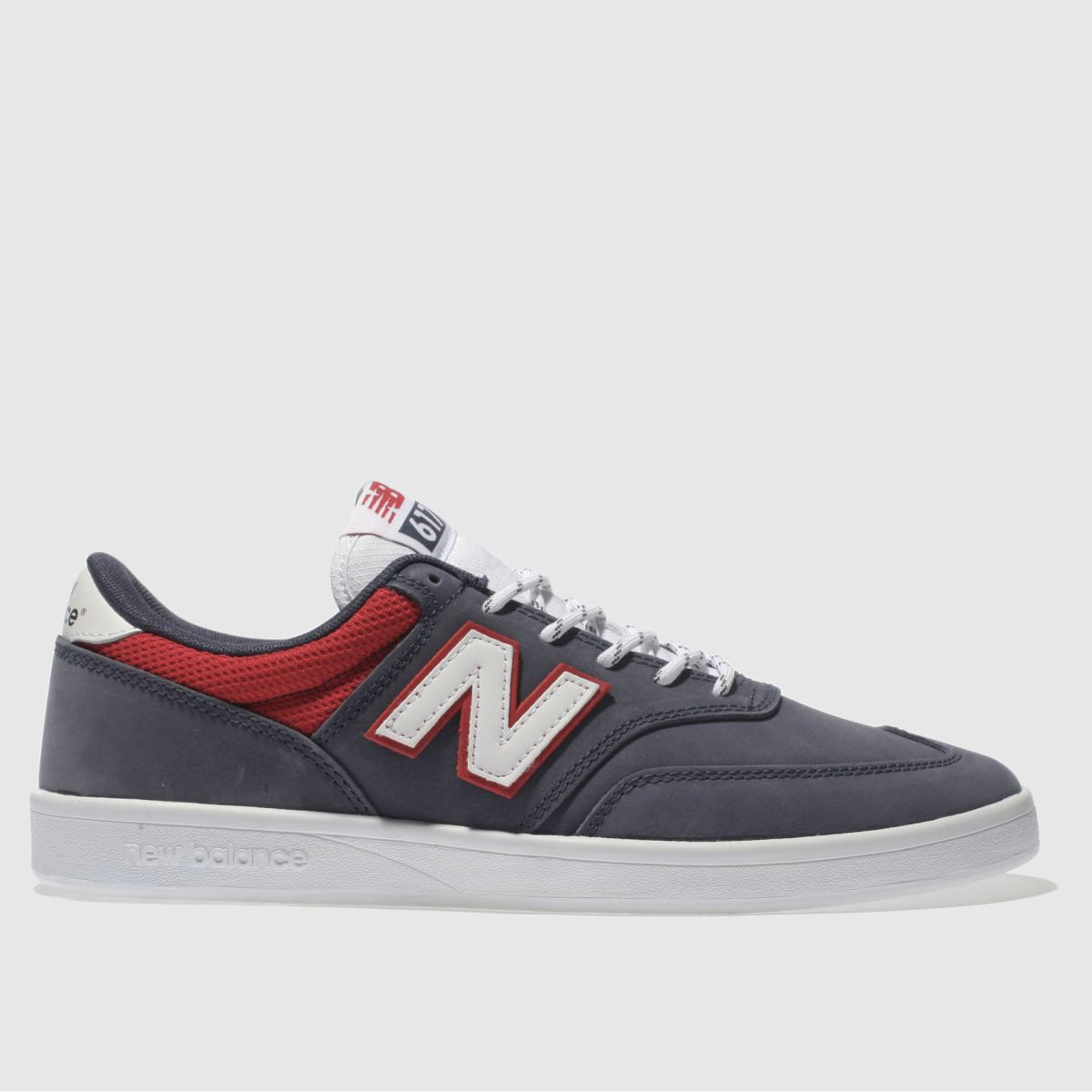 New Balance Navy & Red All Coasts 617 Trainers