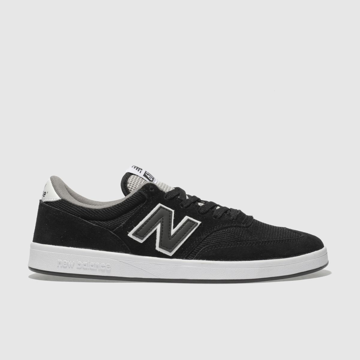New Balance Black & Grey All Coasts 617 Trainers