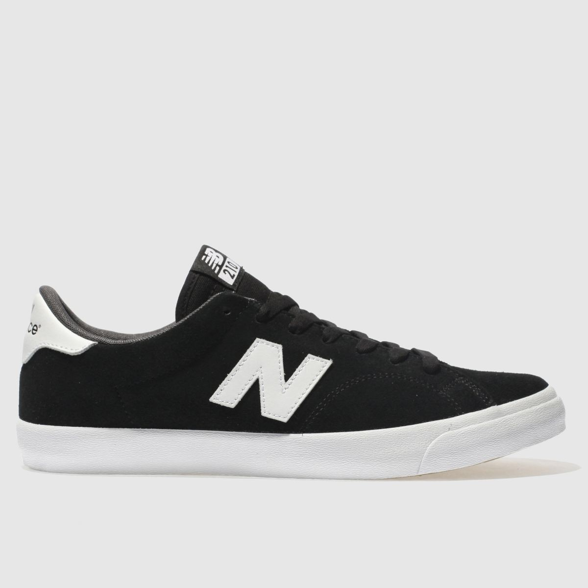 New Balance Black & White All Coasts 210 Trainers