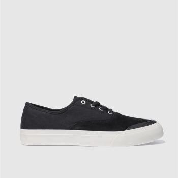 Huf Black Cromer Mens Trainers
