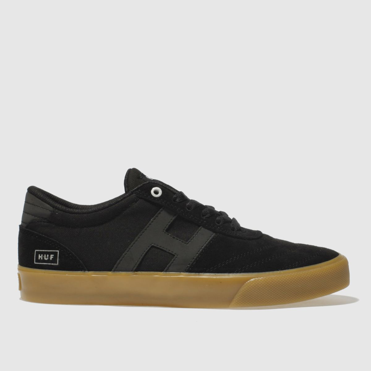 Huf Black Galaxy Trainers