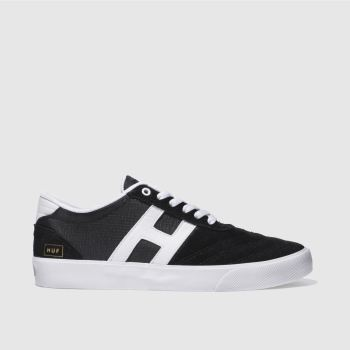 Huf Black Galaxy Mens Trainers