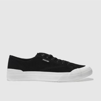 Huf Black Classic Lo Mens Trainers
